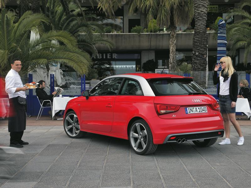 Fiat 500, Toyota IQ, Audi A1, DS 3, MINI Clubman
