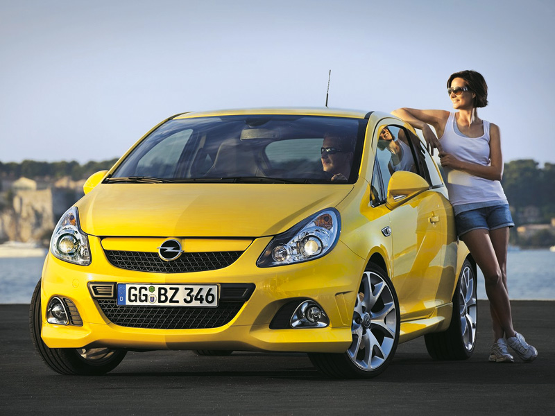 Opel Corsa, Renault Clio, SEAT Ibiza, Skoda Fabia