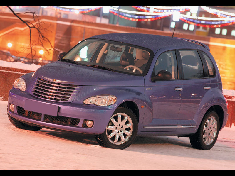 На стыке жанров (Chrysler PT Cruiser, Seat Altea, Suzuki Liana, Volkswagen Golf Plus)