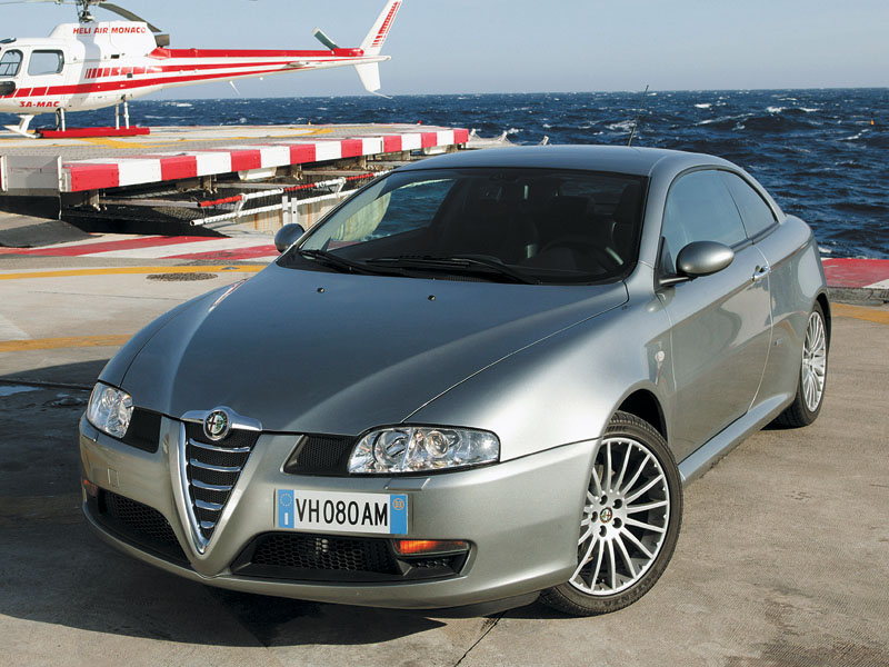 Mazda RX-8, Hyundai Coupe, Alfa Romeo GT, Peugeot 407, BMW 3 series