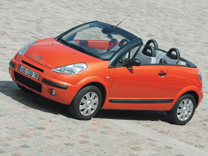 MINI Cabrio, Peugeot 307, Volkswagen Eos, Peugeot 206, Saab 9-3, Citroen C3, Ford Focus, Opel Astra