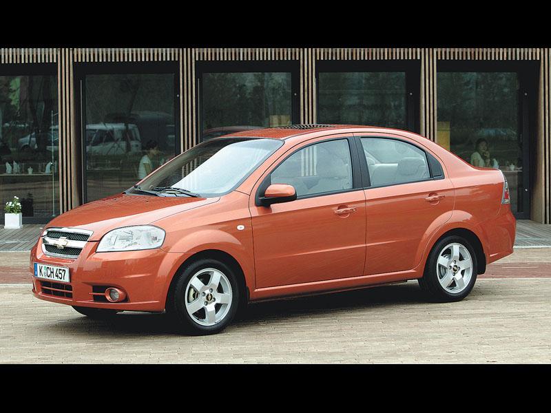 Chevrolet Lanos, Hyundai Verna, Peugeot 206, Fiat Albea, Hyundai Accent, Chevrolet Aveo, KIA Rio, Renault Symbol