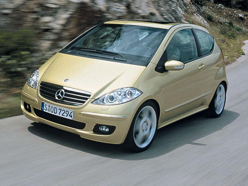 Mercedes-Benz A-Class, MINI Mini, Opel Corsa, Renault Clio