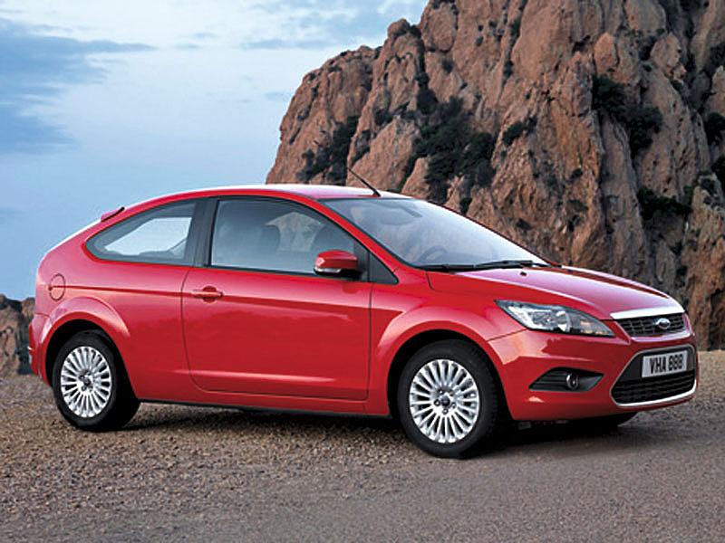 Fiat Albea, Ford Focus, Skoda Fabia, Renault Logan