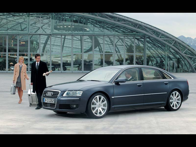 Audi A8, BMW 7 series, Bentley Continental GT, Mercedes-Benz S-Class, Maybach 62, Rolls-Royce Phantom, Volkswagen Phaeton