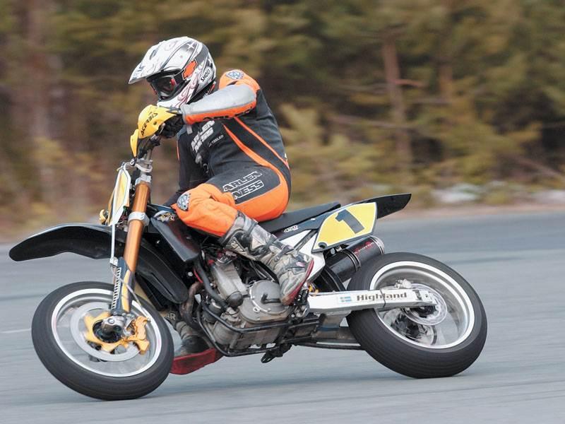 Люди с гор делают самые быстрые шведские мотоциклы .
