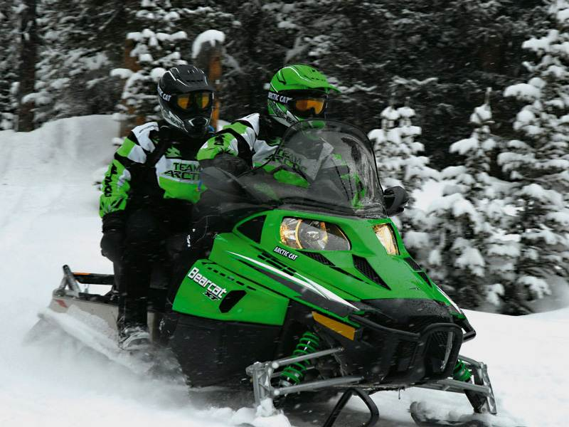 """Arctic Cat"": для дальних путешествий."