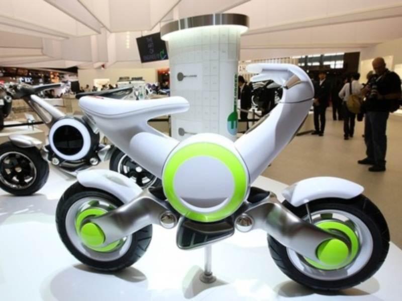 Мировые мотопремьеры Токийского автосалона-2009.