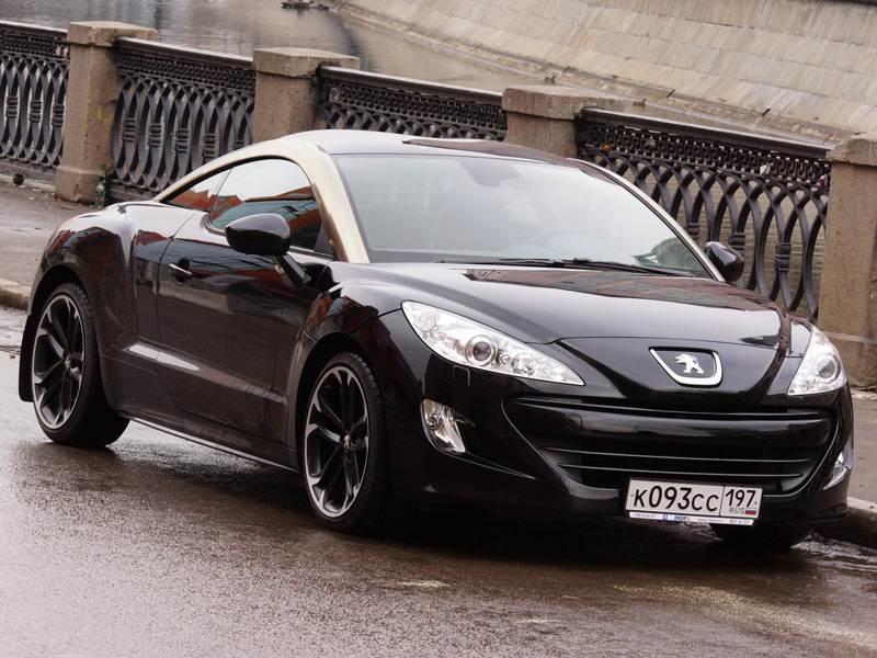 Peugeot RCZ I