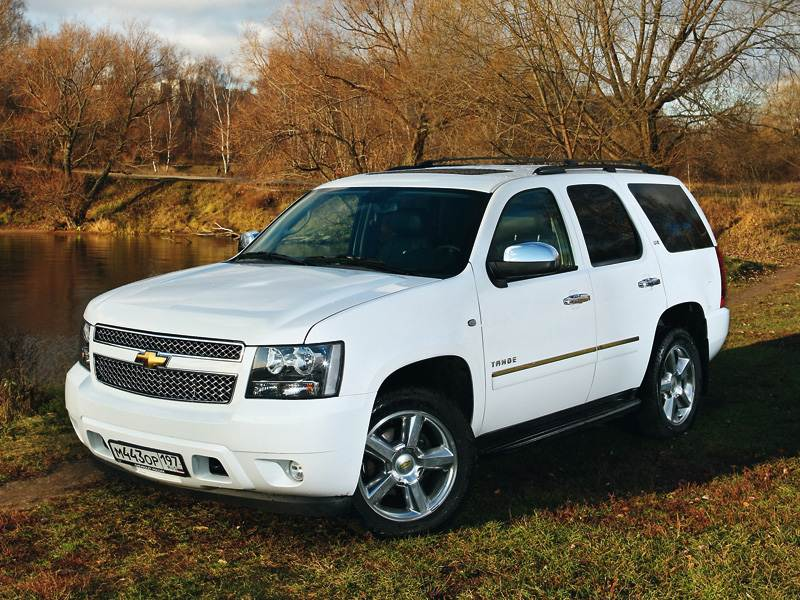 Chevrolet Tahoe III рест.