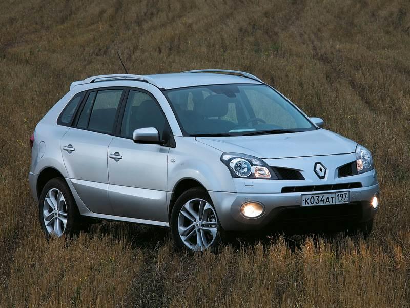 Renault, Koleos