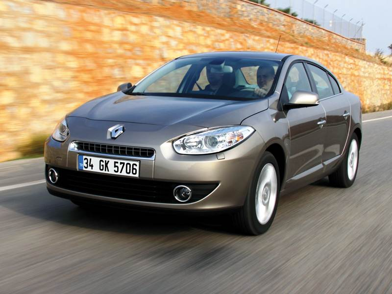 Renault, Fluence