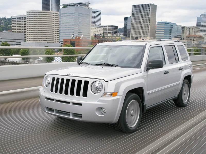 Jeep, Liberty