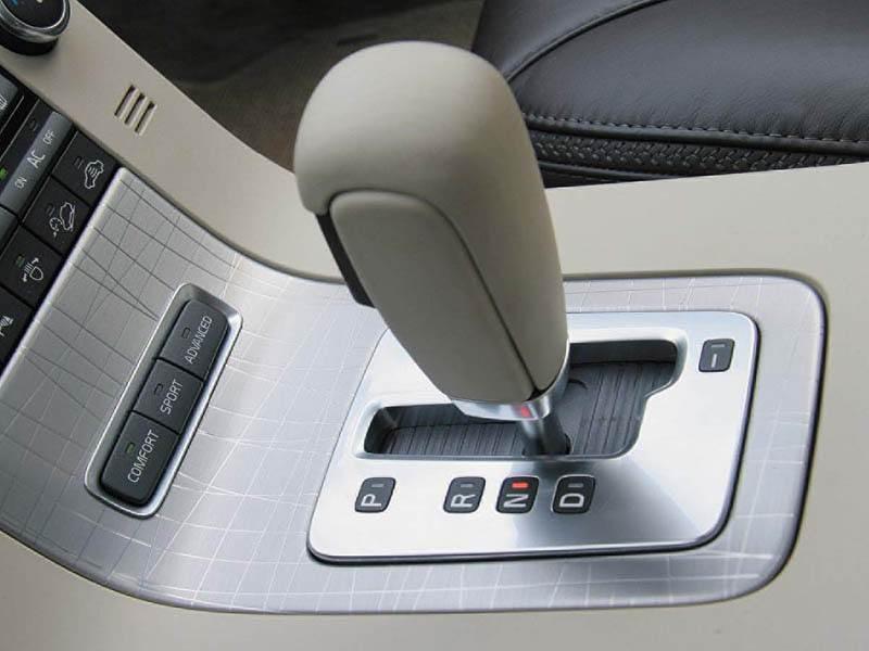 Volvo V70 2007 оснащался пяти- и шестидиапазонными автоматами