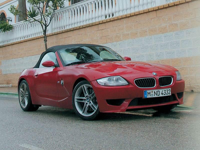 BMW Z4 E85_E86