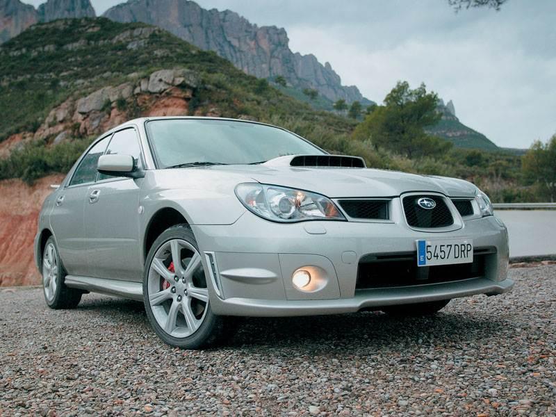 Subaru Impreza II 2 рест.