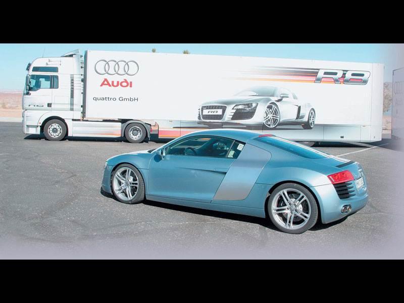 Audi R8 I
