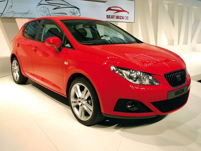 Кровные узы (VW Polo, Skoda Fabia, Seat Ibiza (Seat Cordoba)) Ibiza поколение IV
