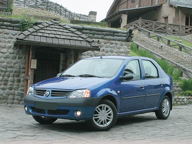 Renault, Logan