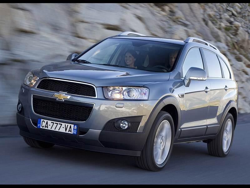 Chevrolet, Captiva