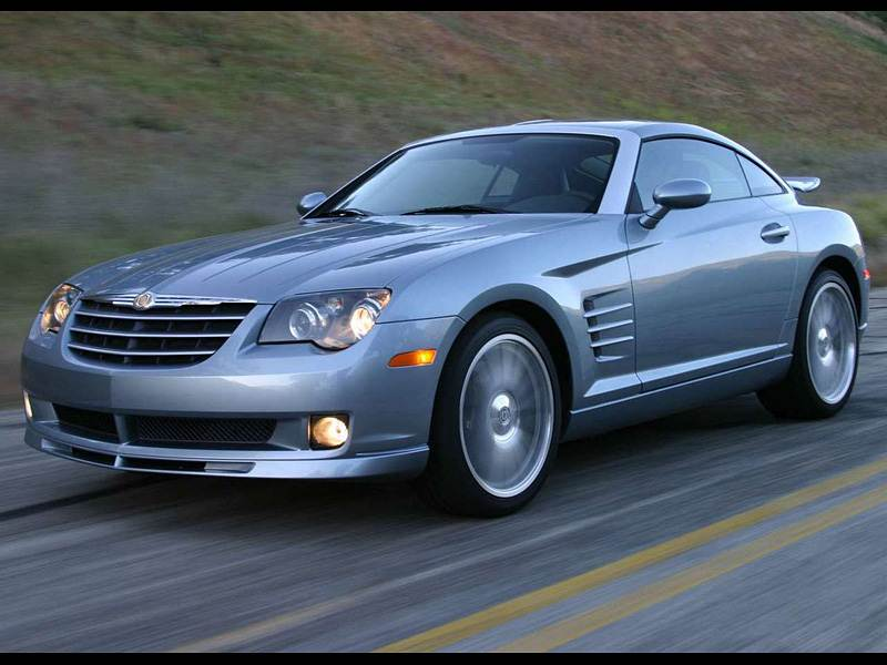 Chrysler, Crossfire