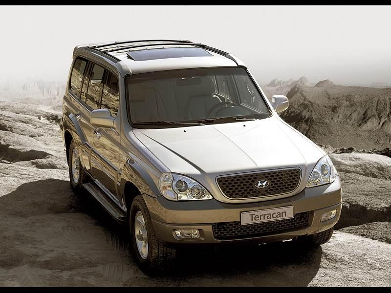 Выгодное предложение (Hyundai Terracan, Kia Sorento, SsangYong Rexton) Terracan поколение I