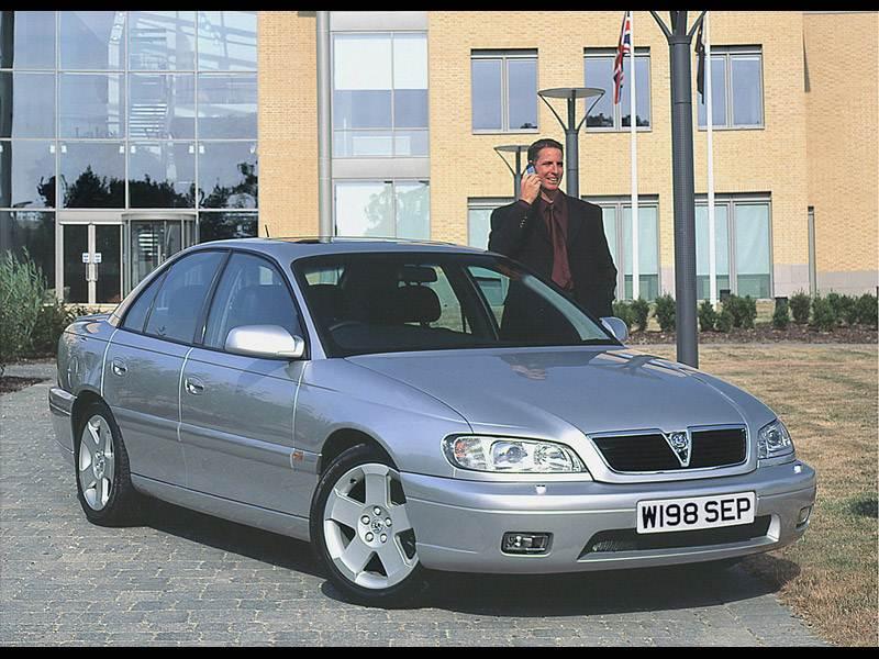 Немецкая классика (Мercedes-Benz E-Klasse, BMW 5, Opel Omega) Omega поколение B2