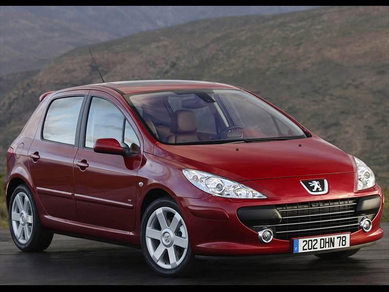 Особый стиль (Renault Megane, Peugeot 307, Citroen Xsara) 307 поколение I рест.
