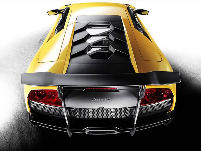 Lamborghini murcielago sv specs
