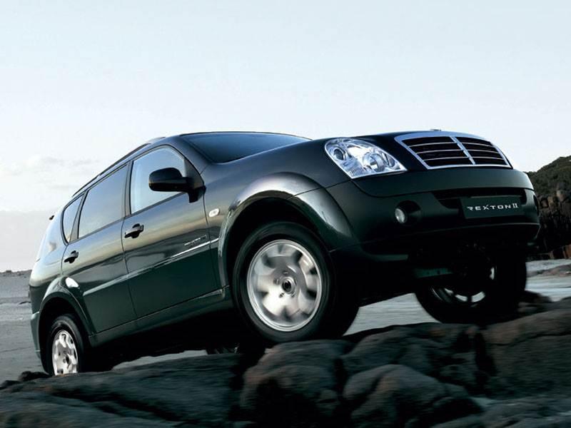Выгодное предложение (Hyundai Terracan, Kia Sorento, SsangYong Rexton) Rexton поколение II