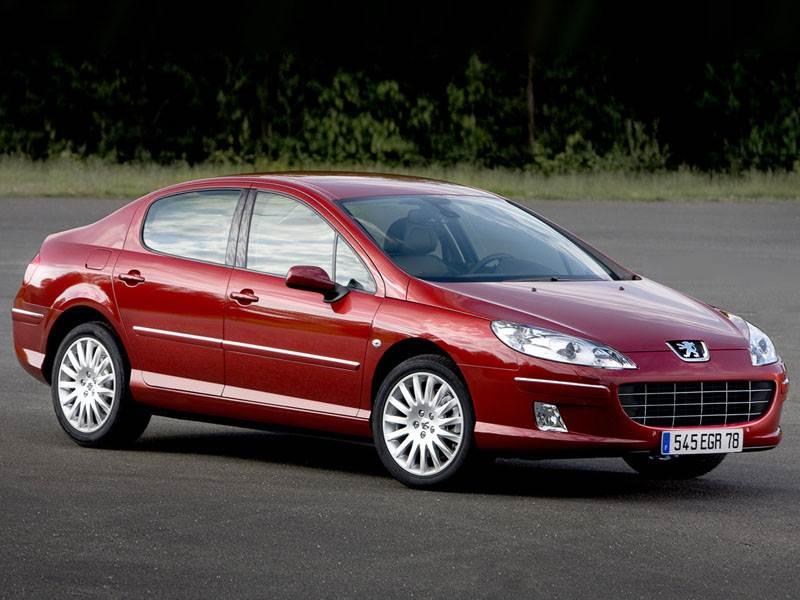 Peugeot, 407