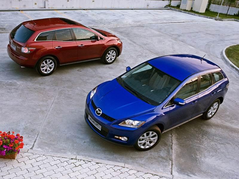Mazda, CX-7
