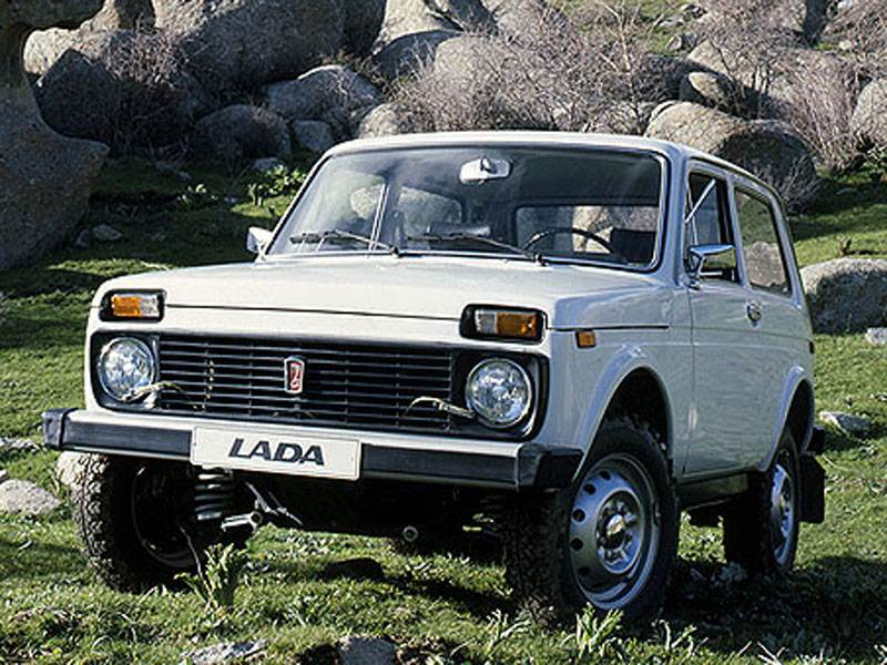 Lada 4x4