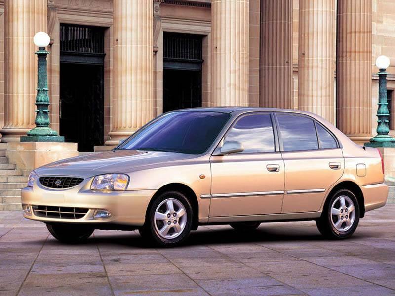 Выбираем правильно (Daewoo Nexia,Hyundai Accent,Renault Logan) Accent поколение II