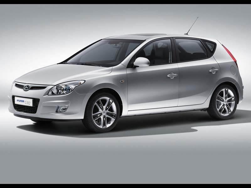 Hyundai I30 I рест.