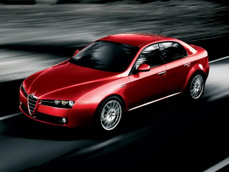 Картинки по запросу Alfa Romeo 159