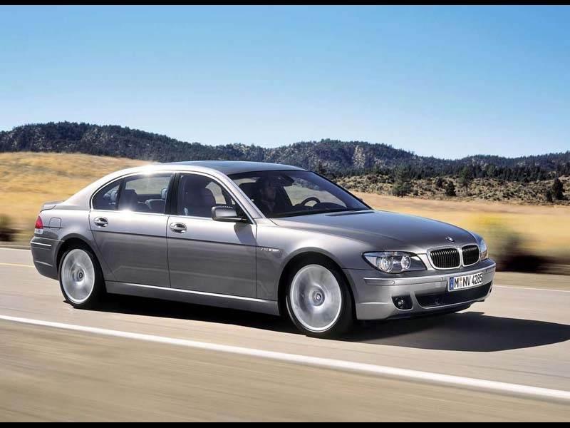 BMW 7 series F01_F02