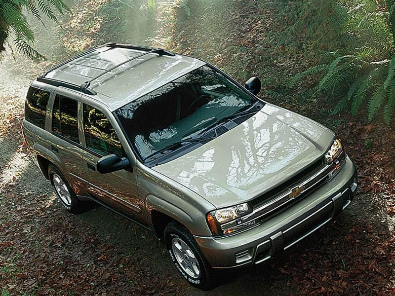 Chevrolet TrailBlazer 2001 фото 1