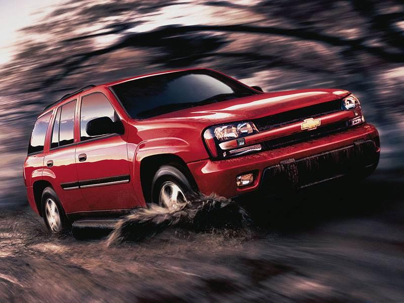 Chevrolet TrailBlazer 2001 фото 14