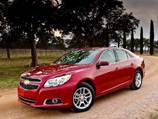 GM отзывает новые Chevrolet Malibu