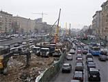 Реконструкция Ленинградки закончится через год