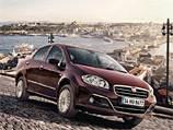 Fiat представляет обновленный седан Linea