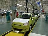 Mitsubishi запустила производство Mirage