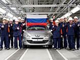 В Калуге стартовала сборка Peugeot 408
