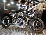 В Москве прошла выставка «Мотопарк 2012»