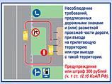 ГИБДД наглядно разъяснила спорные ситуации на дорогах