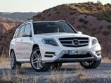 Обновленный Mercedes-Benz GLK дебютирует в Нью-Йорке