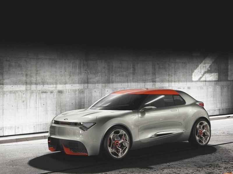 Kia планирует создать новый кроссовер на базе модели Rio