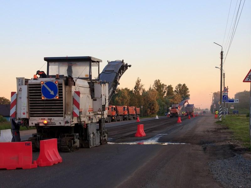 Автодор рассчитывает построить около 13 тысяч километров скоростных трасс