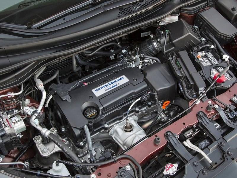 Honda CR-V лишилась версии с 2,4-литровым двигателем
